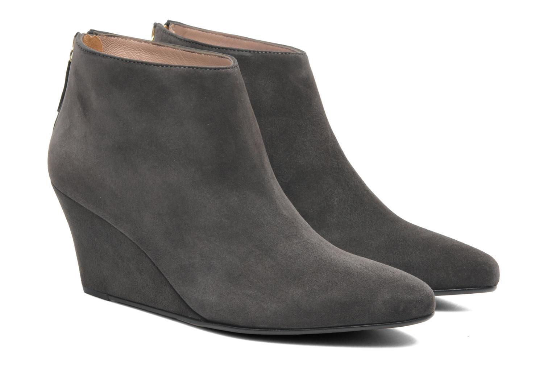 Boots en enkellaarsjes Avril Gau Loty Grijs 3/4'