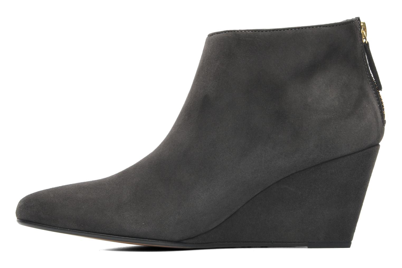 Boots en enkellaarsjes Avril Gau Loty Grijs voorkant