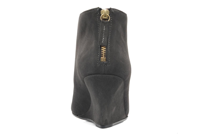Stiefeletten & Boots Avril Gau Loty grau ansicht von rechts