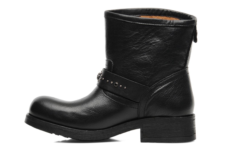 Bottines et boots Koah Nirsa Noir vue face