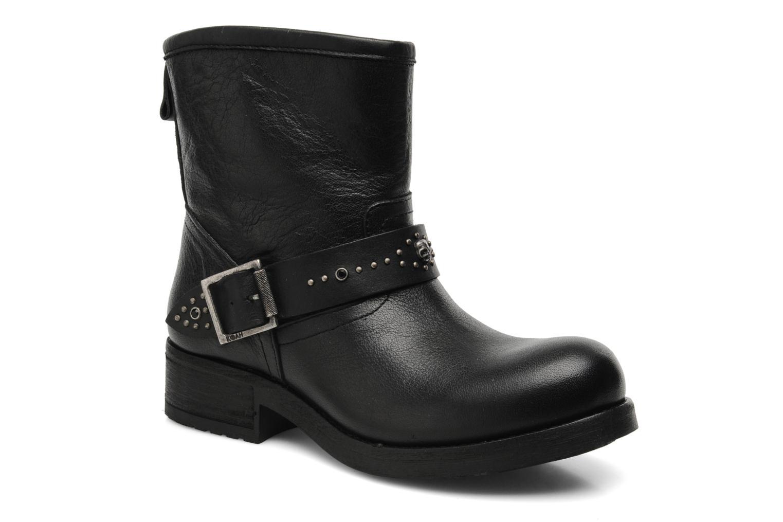 Bottines et boots Koah Nirsa Noir vue détail/paire