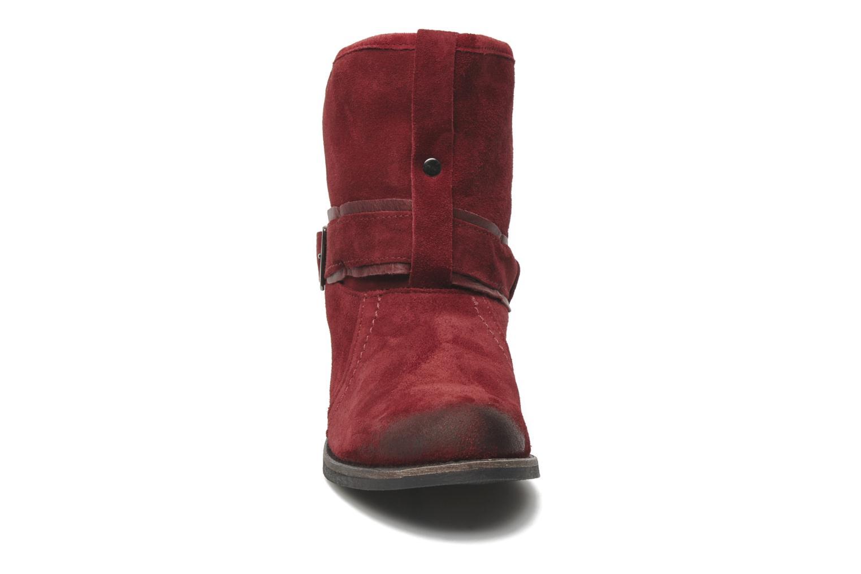 Boots en enkellaarsjes Buffalo Binchi Bordeaux model