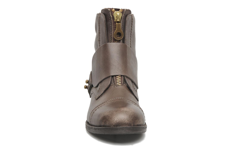 Bottines et boots Lola Espeleta Finistere Marron vue portées chaussures