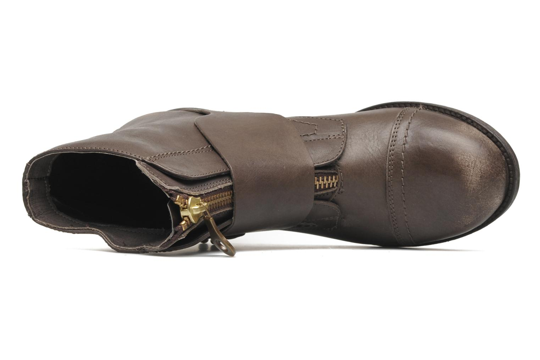Bottines et boots Lola Espeleta Finistere Marron vue gauche