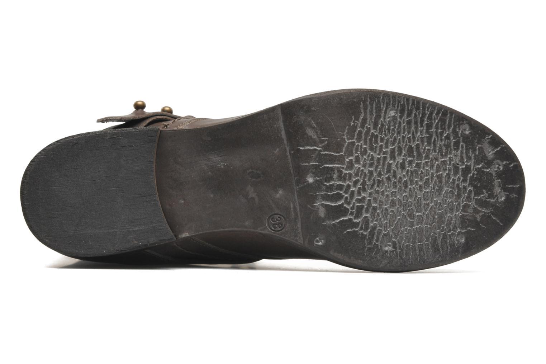Bottines et boots Lola Espeleta Finistere Marron vue haut