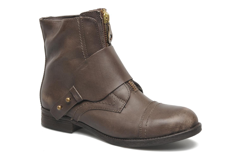 Bottines et boots Lola Espeleta Finistere Marron vue détail/paire
