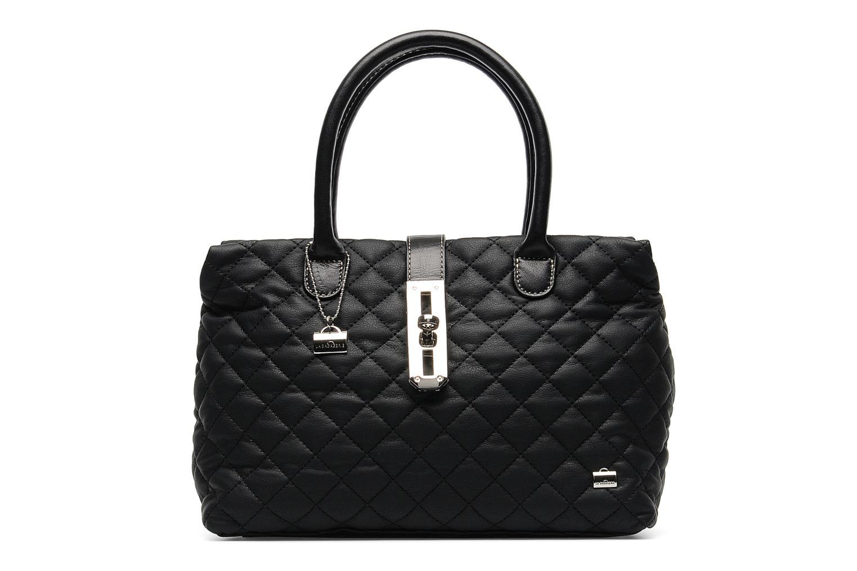 la bagagerie matelass shopping x noir sacs main chez sarenza 147699. Black Bedroom Furniture Sets. Home Design Ideas