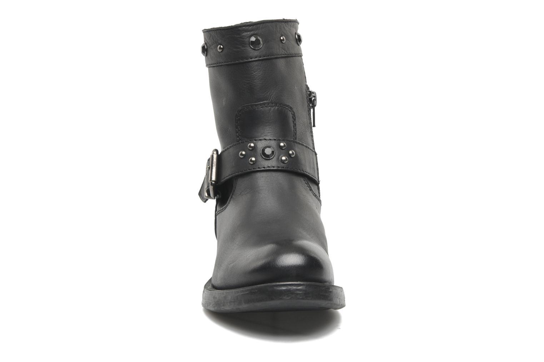 Boots en enkellaarsjes Unisa Ican Zwart model