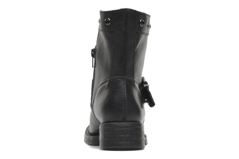 Boots en enkellaarsjes Unisa Ican Zwart rechts