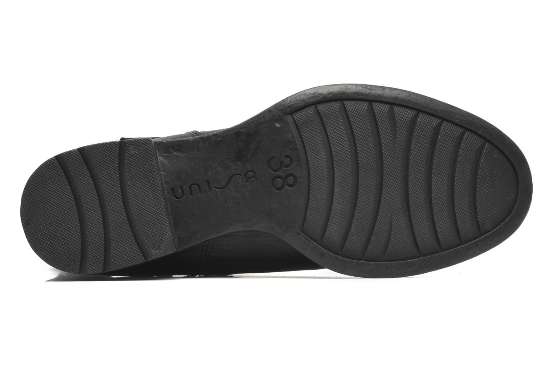 Boots en enkellaarsjes Unisa Ican Zwart boven