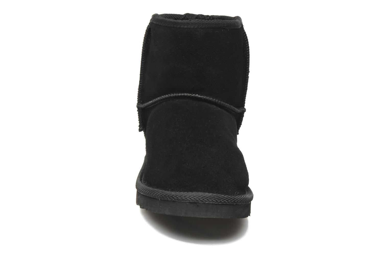 Boots Les Tropéziennes par M Belarbi Flocon Svart bild av skorna på