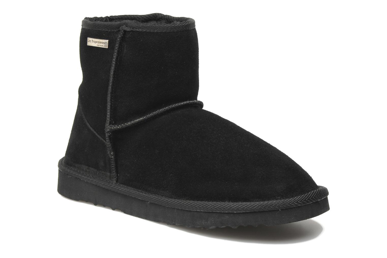 Boots en enkellaarsjes Les Tropéziennes par M Belarbi Flocon Zwart detail