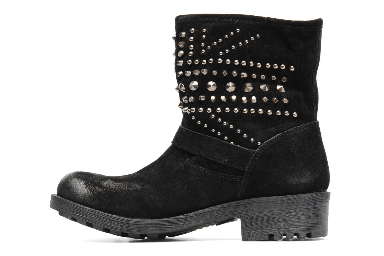 Boots en enkellaarsjes Best Mountain Caduc Zwart voorkant