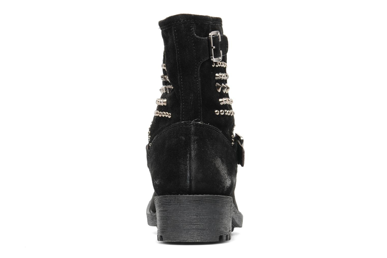Stiefeletten & Boots Best Mountain Caduc schwarz ansicht von rechts