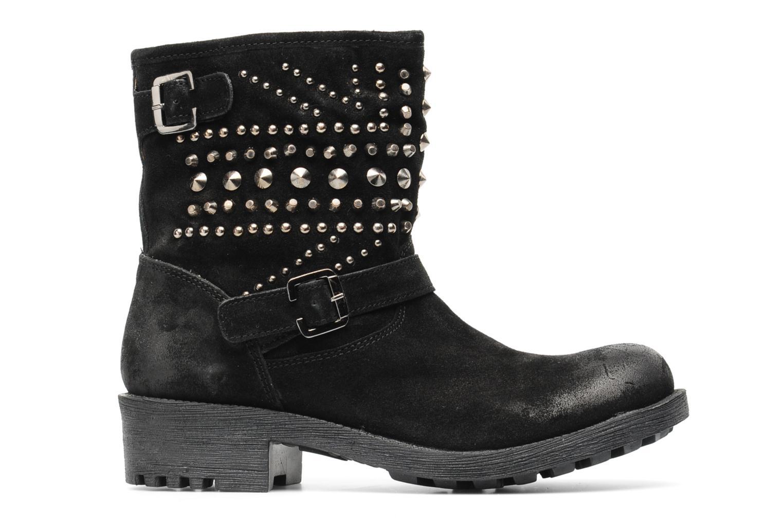 Boots en enkellaarsjes Best Mountain Caduc Zwart achterkant