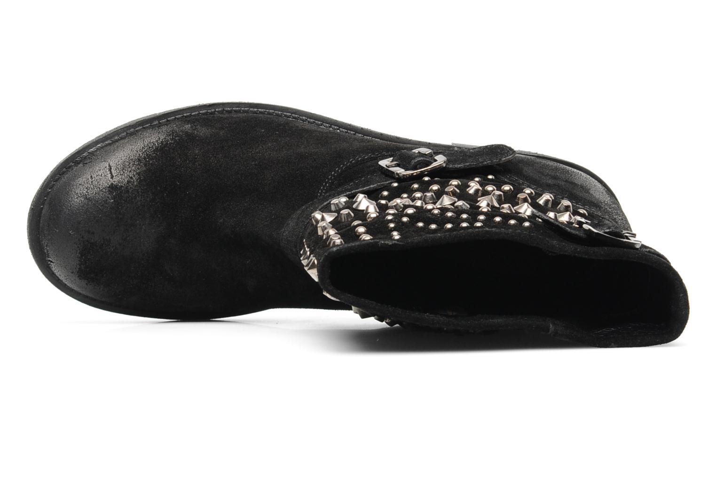 Stiefeletten & Boots Best Mountain Caduc schwarz ansicht von links