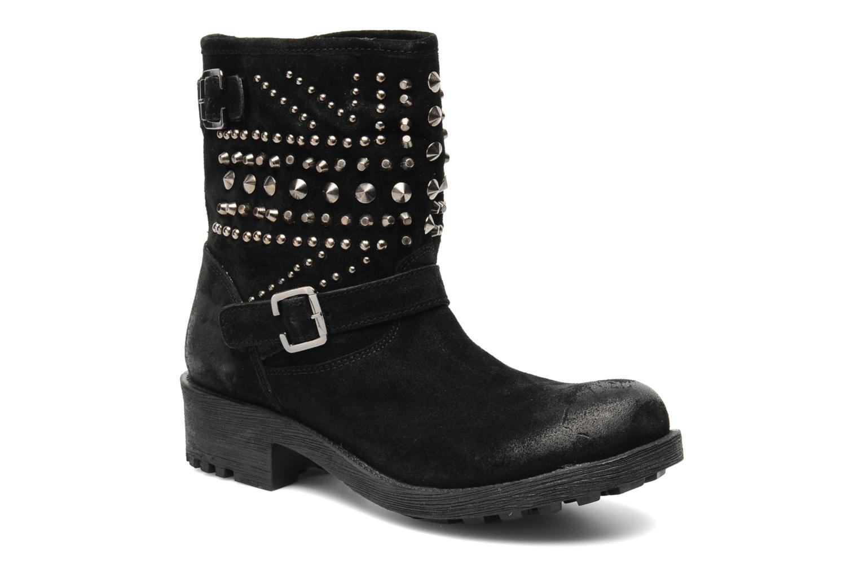 Boots en enkellaarsjes Best Mountain Caduc Zwart detail