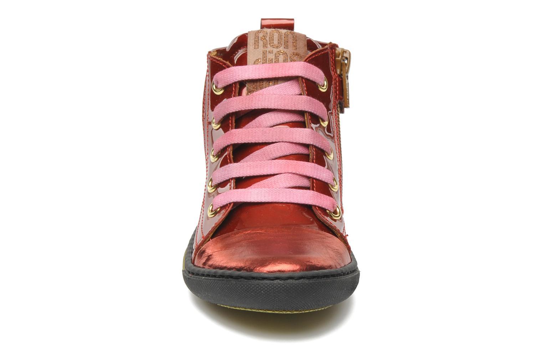 Sneakers Rondinella Nella 9671-4B Rood model