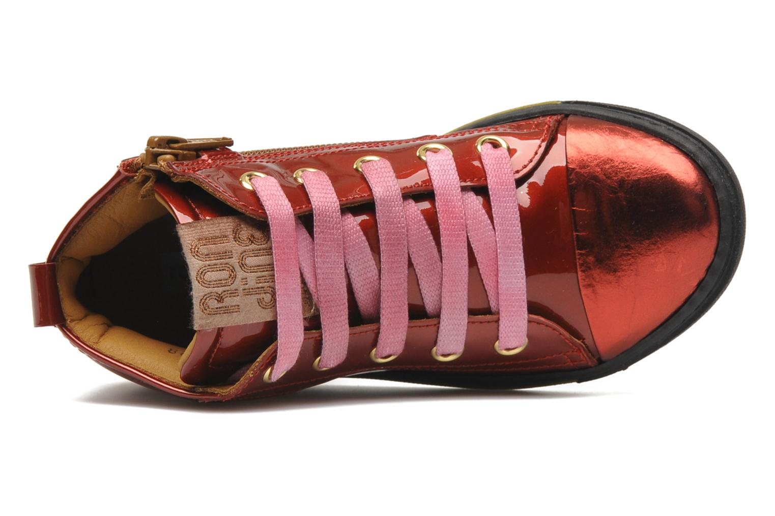 Sneakers Rondinella Nella 9671-4B Rood links