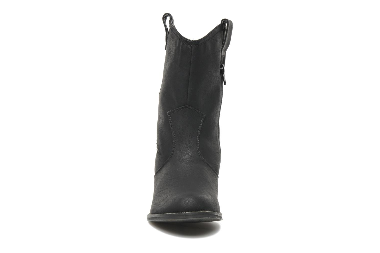 Stiefeletten & Boots Dockers Younia schwarz schuhe getragen