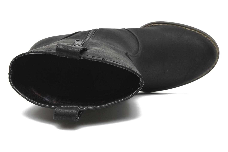 Stiefeletten & Boots Dockers Younia schwarz ansicht von links