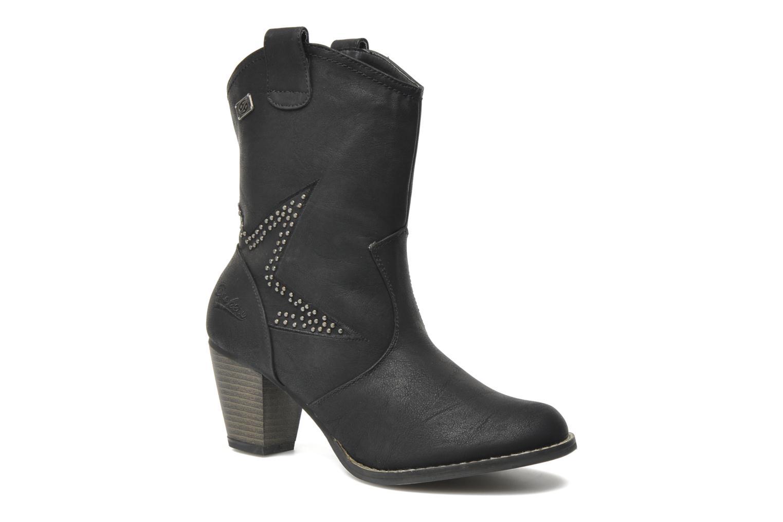 Stiefeletten & Boots Dockers Younia schwarz detaillierte ansicht/modell