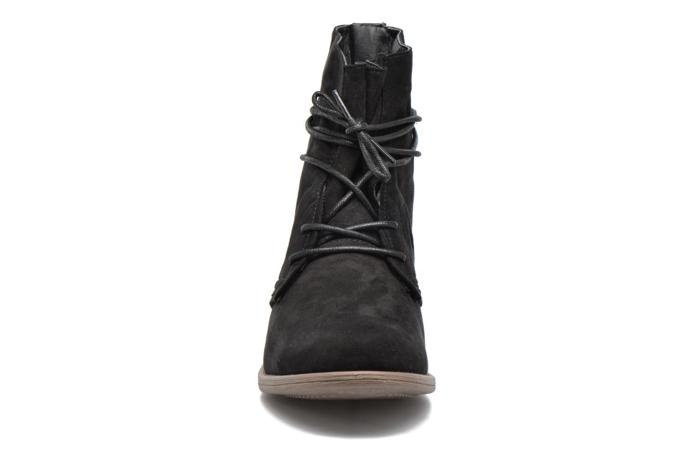 Stivaletti e tronchetti I Love Shoes Thableau Nero modello indossato