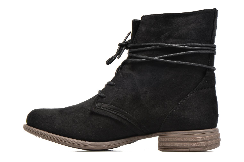 Stivaletti e tronchetti I Love Shoes Thableau Nero immagine frontale