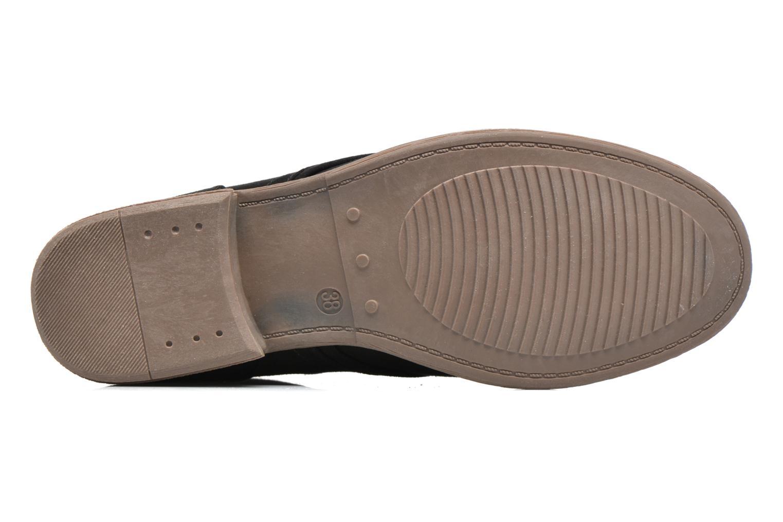 Bottines et boots I Love Shoes Thableau Noir vue haut