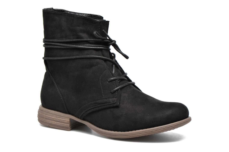 Bottines et boots I Love Shoes Thableau Noir vue détail/paire
