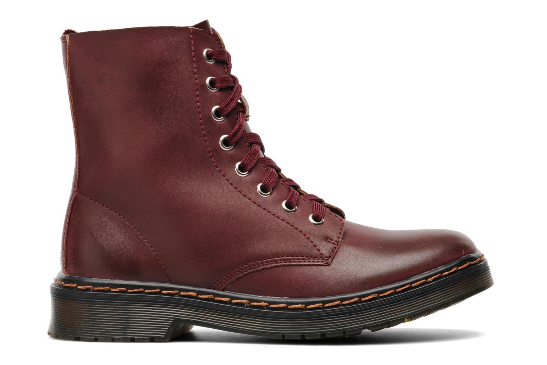 Bottines et boots I Love Shoes Thactile Bordeaux vue derrière