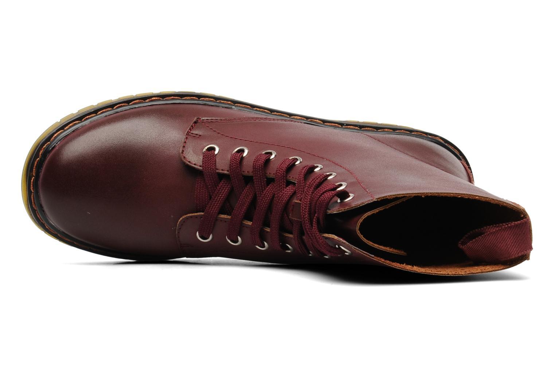 Bottines et boots I Love Shoes Thactile Bordeaux vue gauche
