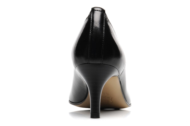 Zapatos de tacón Elizabeth Stuart Rayan 304 Negro vista lateral derecha