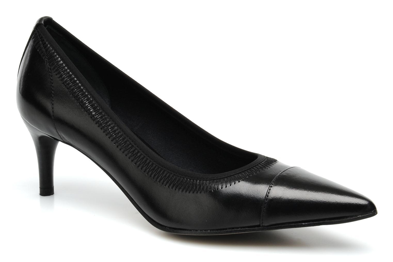 Høje hæle Elizabeth Stuart Rayan 304 Sort detaljeret billede af skoene