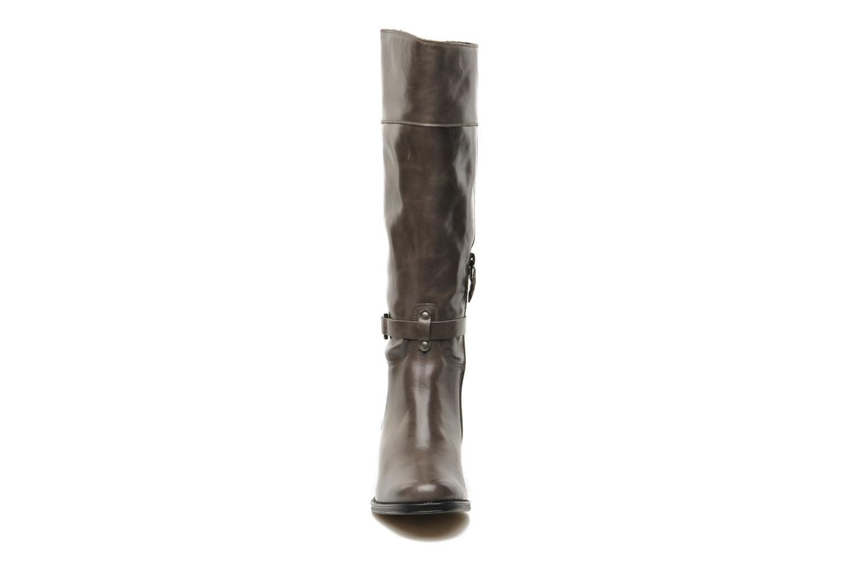 Bottes Elizabeth Stuart Ubel 304 Marron vue portées chaussures