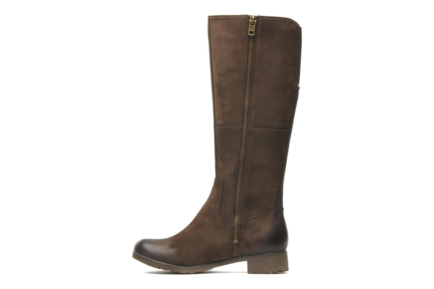 Putnam Tall WP Boot Dark Brown Nubuck