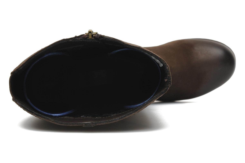 Putnam Tall WP Boot Dark Brown Nubuck