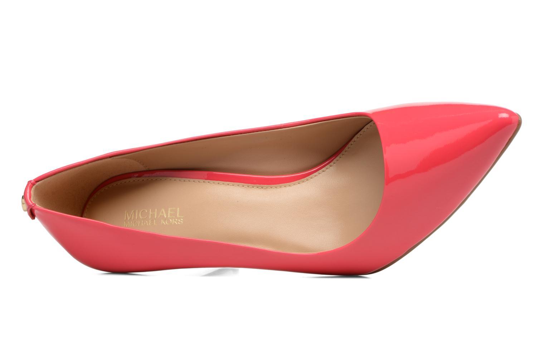 MK-Flex Mid Pump Ultra Pink Patent