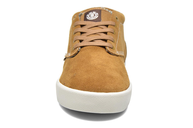 Chaussures de sport Element Preston Beige vue portées chaussures