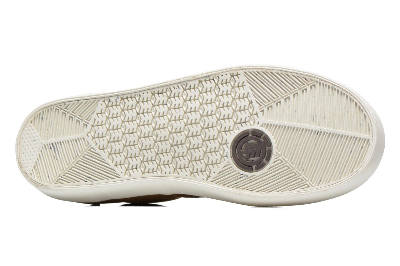 Chaussures de sport Element Preston Beige vue haut
