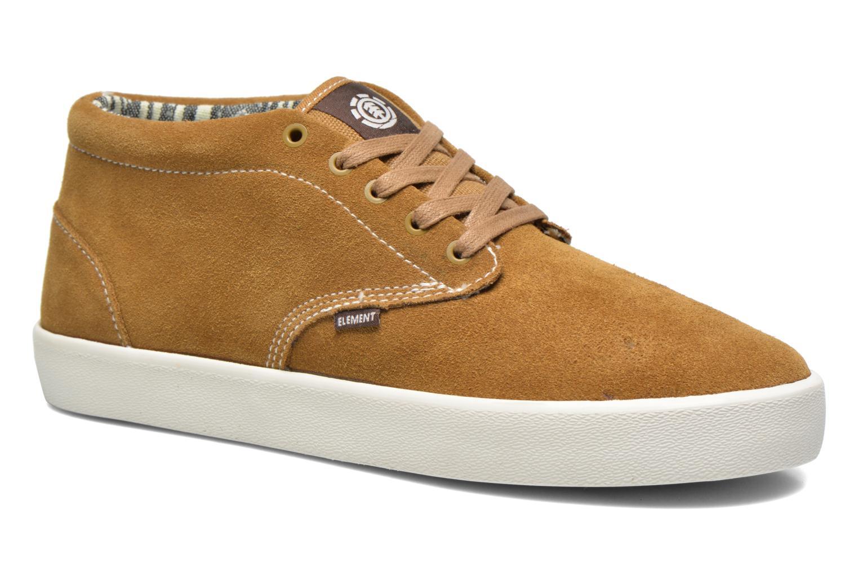 Chaussures de sport Element Preston Beige vue détail/paire