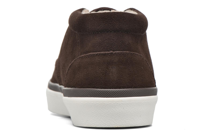 Chaussures de sport Element Preston Marron vue droite