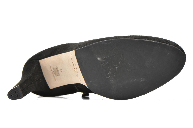 Bottines et boots L.K. Bennett Faris Noir vue haut