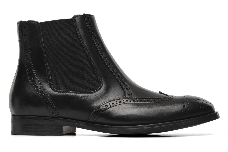 Boots en enkellaarsjes Marvin&Co Nalfino chelsea Zwart achterkant