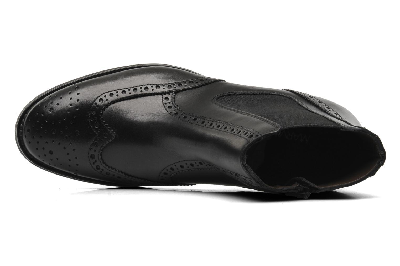 Boots en enkellaarsjes Marvin&Co Nalfino chelsea Zwart links