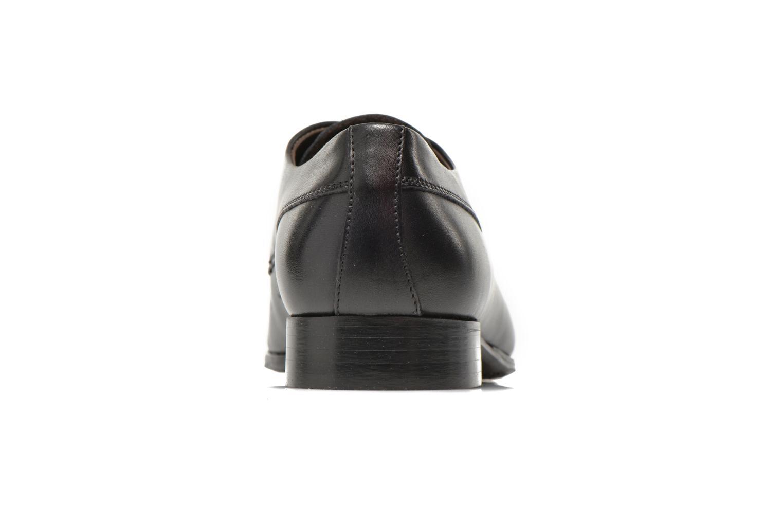 Chaussures à lacets Marvin&Co Narlo Noir vue droite