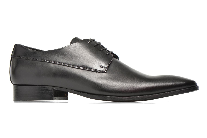 Chaussures à lacets Marvin&Co Narlo Noir vue derrière
