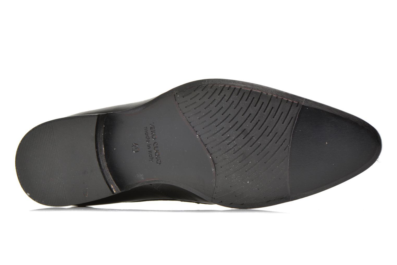 Chaussures à lacets Marvin&Co Narlo Noir vue haut