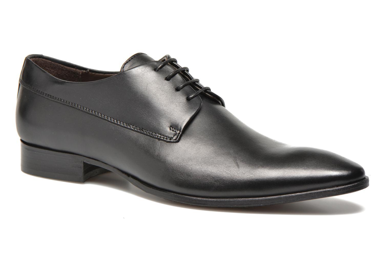 Chaussures à lacets Marvin&Co Narlo Noir vue détail/paire