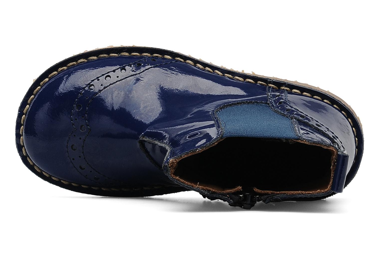 Stivaletti e tronchetti Bisgaard Boots Azzurro immagine sinistra
